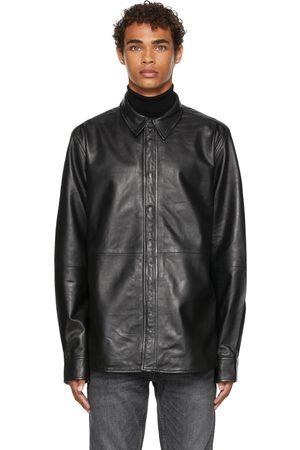 Tiger of Sweden Men Leather Jackets - Leather Bowene Jacket
