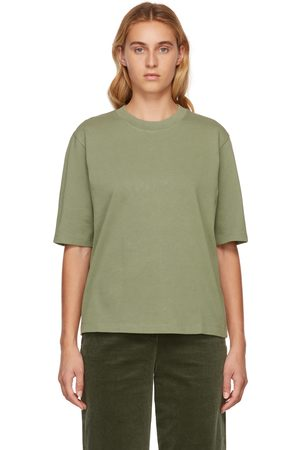 Norse projects Women T-shirts - Heavy Jersey Ginny T-Shirt