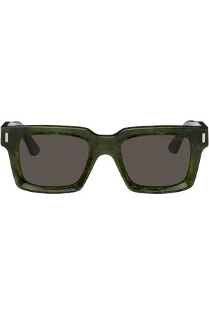 Cutler and Gross Men Square - 1386 Square Sunglasses