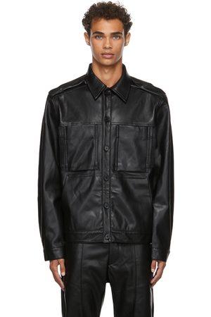 Cornerstone Faux-Leather Jacket