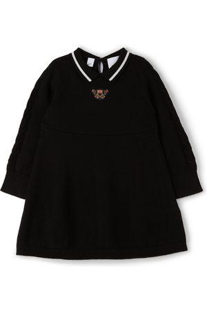 Burberry Baby Dresses - Baby Thomas Bear Motif Clarisa Dress