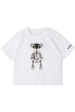 Burberry Baby Thomas Bear Print T-Shirt
