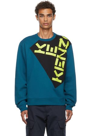 Kenzo Men Sports Hoodies - Sport Big X Sweatshirt