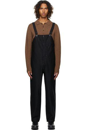 BEAMS PLUS Garment-Dyed Nylon Military Overalls