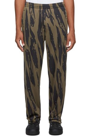 Kenzo Men Sweats - Pleat Camo Lounge Pants