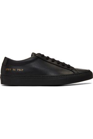 COMMON PROJECTS Women Sneakers - Black Original Achilles Low Sneakers