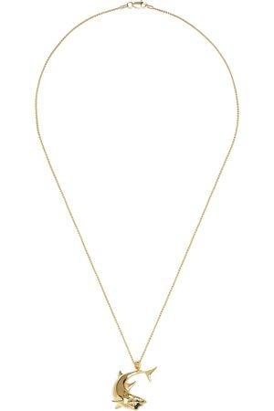 Hatton Labs Men Necklaces - SSENSE Exclusive Shark Necklace