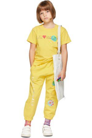 Kids Worldwide T-shirts - SSENSE Exclusive Kids 'I Love The Earth' T-Shirt