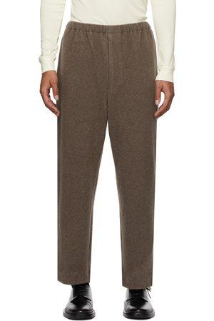 Auralee Cashmere Jersey Lounge Pants