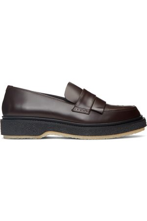 mfpen Men Loafers - Brown Adieu Edition Type 169 Loafers