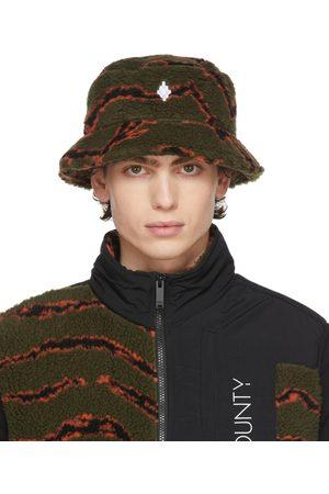 MARCELO BURLON Men Hats - All Over Camou Bucket Hat
