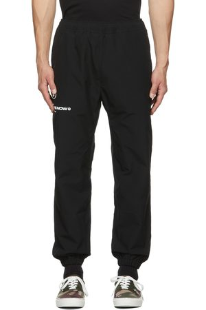 AAPE BY A BATHING APE Men Chinos - Woven Chino Logo Lounge Pants