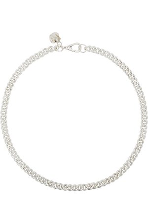 Georgia Kemball Men Necklaces - Wiggly Bead Curb Chain Necklace