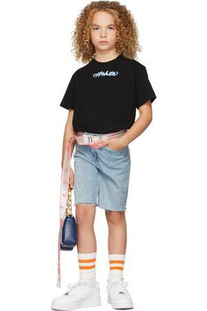 OFF-WHITE T-shirts - Kids Script Logo T-Shirt