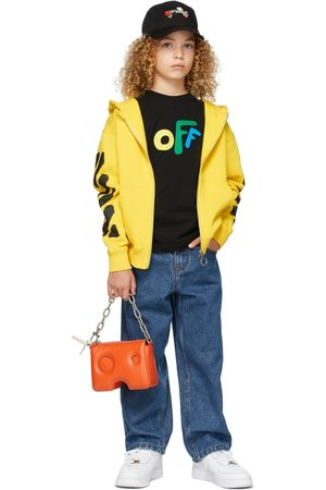 OFF-WHITE T-shirts - Kids Rounded 'Off' T-Shirt