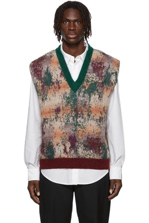 WOOYOUNGMI SSENSE Exclusive Jacquard Vest