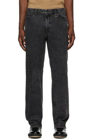 WOOYOUNGMI Men Straight - Straight Denim Jeans