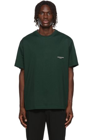 WOOYOUNGMI Printed Logo T-Shirt