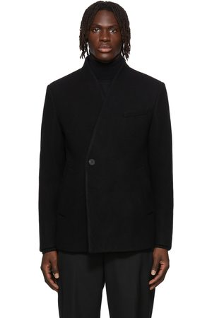 WOOYOUNGMI Asymmetric Double-Breasted Blazer