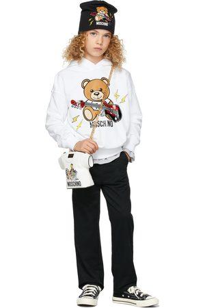 Moschino Hoodies - Kids Guitar Bear Hoodie