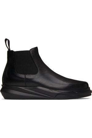 1017 ALYX 9SM Men Chelsea Boots - Leather Mono Chelsea Boots