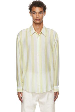 OUR LEGACY Men Shirts - Blur Stripe Coco Shirt