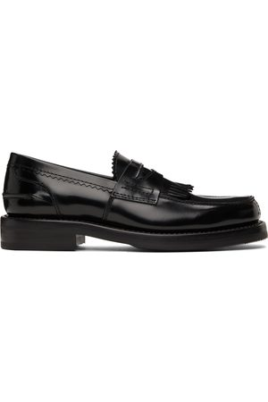 OUR LEGACY Fringed Leather Loafer