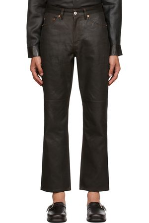 OUR LEGACY Formal Rider Cut Dyed Trousers