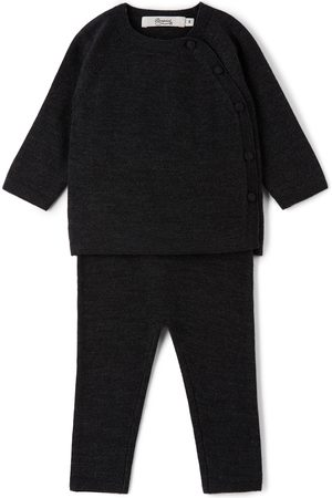 BONPOINT Sets - Baby Merino Wool Tienzo Set