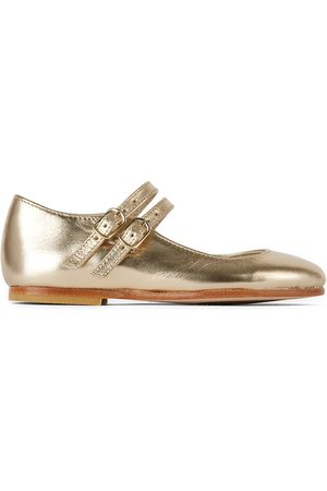 BONPOINT Flat Shoes - Baby Deniz Double-Strap Mary Jane Flats