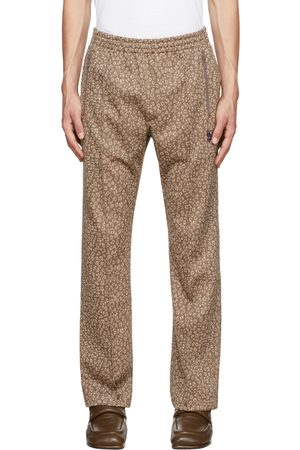 Needles Men Sweatpants - Jacquard Track Lounge Pants