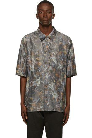 Han Kjobenhavn Artwork Boxy Short Sleeve Shirt