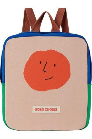 Bobo Choses Rucksacks - Kids Small Color Block Backpack