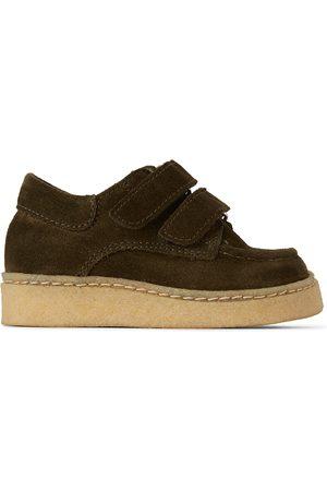 ANGULUS Sneakers - Kids Suede Velcro Closure Sneakers