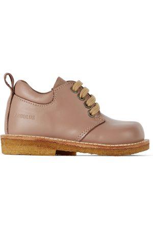 ANGULUS Flat Shoes - Kids Lace-Up Flats