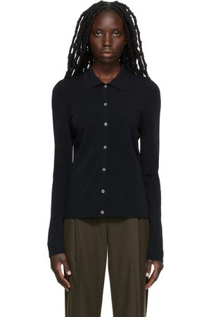 Vince Seamless Buttoned Cardigan