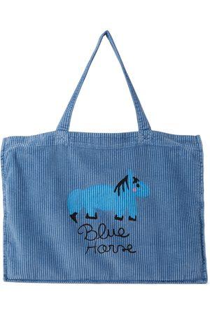 Weekend House Kids Bags - Kids Corduroy ' Horse' Tote