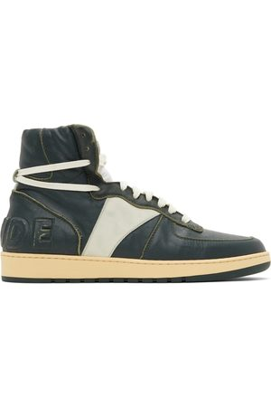 Rhude Rhecess Hi Sneakers