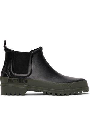 Stutterheim Men Chelsea Boots - Rainwalker Chealsea Boots
