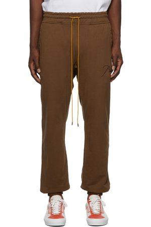 Rhude Men Sweats - Logo Lounge Pants