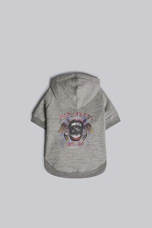 Dsquared2 Accessories - Unisex Dogwear Grey