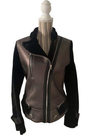 Giorgio & Mario Leather biker jacket