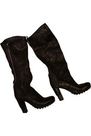 vic matiè Leather boots