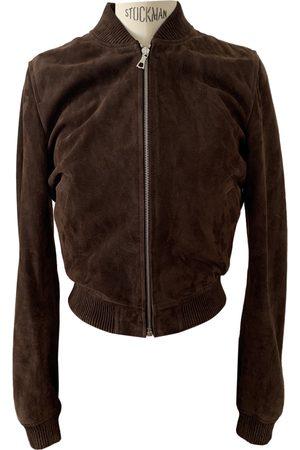 YVES SALOMON Biker jacket