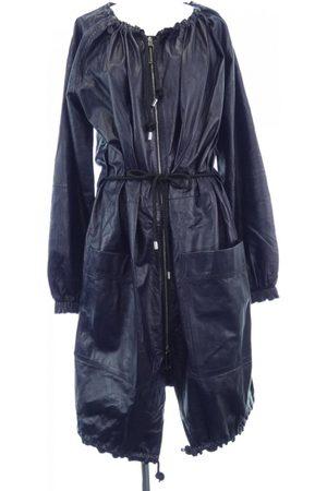 Céline Leather biker jacket