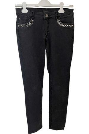 FRANKIE MORELLO Straight pants