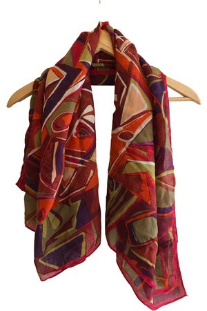 Kenzo Wool neckerchief