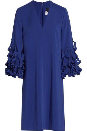 Catherine Regehr Women Evening dresses - Spiral Sleeve Shift Dress