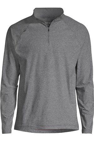 Rhone Reign Midweight Quarter-Zip Sweater