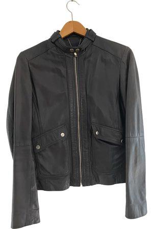 UTERQUE Leather jacket